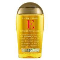 OGX Масло для для комплексного ухода за волосами с витамином Е 100мл