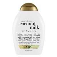 OGX Питательный шампунь с кокосовым молоком 385 мл