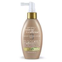 OGX Прикорневой тонизирующий спрей против выпадения волос с ниацином 3 и кофеином 118мл