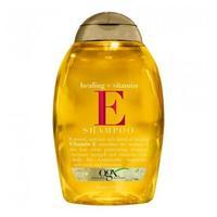 OGX Шампунь для комплексного ухода за волосами с витамином Е 385мл