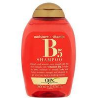 OGX Увлажняющий шампунь с витамином В5 385мл