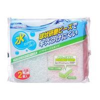 Okazaki губка для мытья посуды 2 шт.