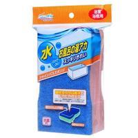 Okazaki губка для ванны (для эмалированных поверхностей) голубая 1 шт.