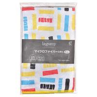 Okazaki тряпка для кухни Лагоми Цветные полоски 1 шт.