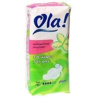 Ola Wings Normal прокладки поверхность сеточка 10 шт.