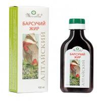 Барсука алтайского жир мирролла фл. 100мл (бад)