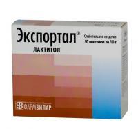 Экспортал пакетики 10 г, 10 шт.