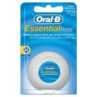 Oral-B Зубная нить невощеная 50м