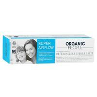 Organic People зубная паста Organic People super air flow безопасное отбеливание 100 мл