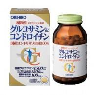 Глюкозамин и хондроитин таблетки, 360 шт.