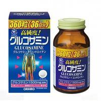 Orihiro Глюкозамин с Хондроитином и витамины таблетки 360 шт.