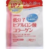 Orihiro Коллаген с гиалуроновой кислотой упак.