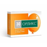 Орликс таблетки 5 мг 30 шт упак.