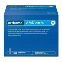 Ортомол АМД Экстра/Orthomol АМD Extra курс 120 дней капсулы 120 шт.