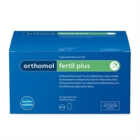 Ортомол Фертиль плюс/Orthomol Fertil plus курс 30 дней таблетки+капсулы 30 шт.