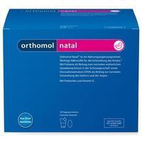 Ортомол Натал/Orthomol Natalкурс 30 дней порошок+капсулы 30 шт.