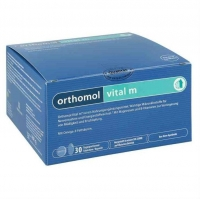 Ортомол Витал м/Orthomol Vital m курс 30 дней таблетки+капсулы 30 шт.
