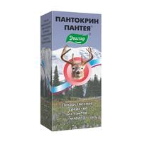Пантокрин Пантея экстракт жидкий 50 мл