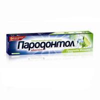 Пародонтол Прохлада мохито зубная паста 124 г