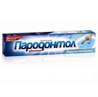 Пародонтол Зубная паста Морские минералы 63г