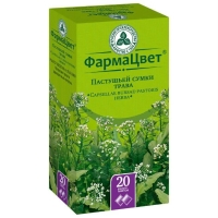 Пастушьей сумки трава фильтрпакетики 1,5 г 20 шт.