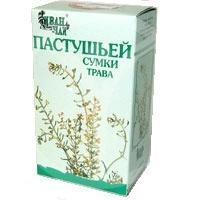 Пастушьей сумки трава пачка, 50 г