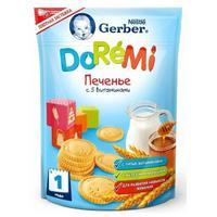 Печенье Gerber детское Дореми с 12 мес. 180г 1 шт.