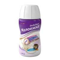 Pediasure Малоежка детский вкус натуральный флакон 200 мл
