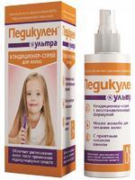 Педикулен Ультра кондиционер-спрей для волос 150 мл