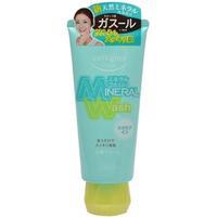 Пенка-скраб для умывания Kose с цветочным ароматом Softymo Mineral Wash 130 г