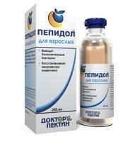 Пепидол флакон 5%, 250 мл