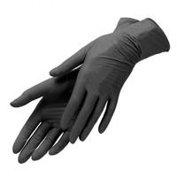 Перчатки нитриловые одноразовые (10 шт)