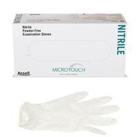 Перчатки Micro-Touch Nitrile смотровые нестерильные нитриловые неопудренные L 150 шт.