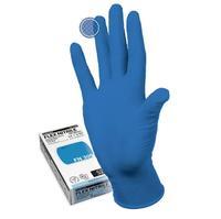 Перчатки смотровые нестерильные, нитриловые MANUAL FN 309 р. S, 100 шт.
