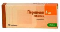 Перинева таблетки 4 мг, 90 шт.