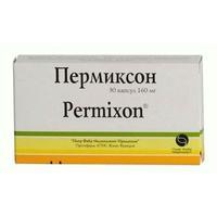 Пермиксон капсулы 160 мг, 30 шт.