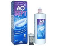 Пероксидная система для ухода за контактными линзами AOSept Plus 360 мл