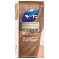 Phyto Color краска для волос светлый блонд оттенок 8