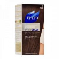 Phyto Color краска для волос светлый шатен оттенок 5
