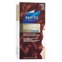 Phyto Color краска для волос темный блонд медь-красное дерево оттенок 6AC