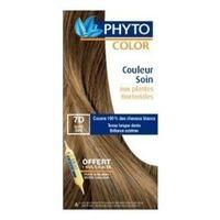 Phyto Color краска для волос золотистый блонд оттенок 7D