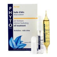 Phyto Huile D'Ailes масло Алеса баня для интенсивого увлажнения волос 10 мл ампулы 5 шт