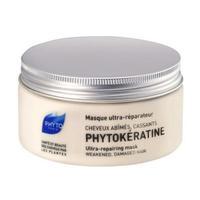 Phyto PhytoKeratine маска ультра восстановление для поврежденных и ломких волос 200 мл