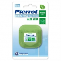Pierrot Межзубный флосс вощеный Aloe Vera Dental Floss 1 шт.