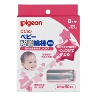 Pigeon Ватные палочки с липкой поверхностью 50 шт