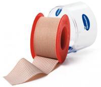 Пластырь Омнипласт/Omniplast тканевой телесного цвета 5 м х 2,5 см 1 шт.
