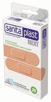 Пластырь Санитапласт Некст на эластич. тканевой основе 19х72 мм набор стандарт. 20 шт. упак.