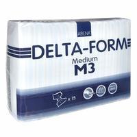 Подгузники для взрослых Abena Delta-Form M3 15 шт.