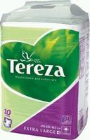 Подгузники Тереза ночные Extra Large (120-165 см), р. 4, 10 шт.
