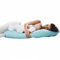 Подушка ортопедическая Trelax для беременных и кормящих мам арт.П33 BANANA унив. 1 шт.